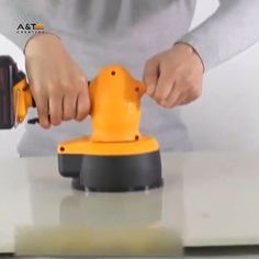Professional Tiling Tool - The new invention, used for the movement and installation of floor tiles & wall tiles, bid farewell - Homemade Tools, Diy Tools, Tiling Tools, Tile Leveling System, Construction Tools, Diy Home Repair, Work Tools, Diy Flooring, Tile Installation