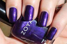 Manicure Mondays – Zoya Zenith Winter 2013 Giveaway   Fab Fatale