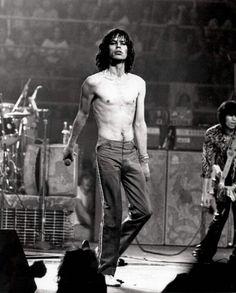 M Jagger