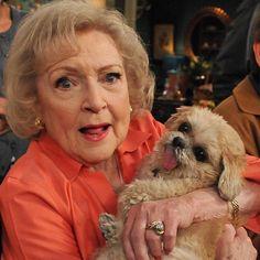 "Shih Tzu ... Marnie. ""Chillin w my gal Betty W"""
