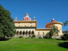 Palácio e Jardins de Monserrate - Sintra - Portugal 1.