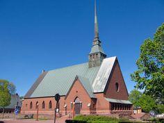 Maarianhamina Pyhän Yrjön kirkko 1