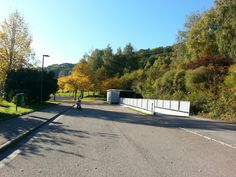 JKU im Herbst Johannes Kepler, Austria, Sidewalk, University, Linz, Autumn, Walkway, Community College, Walkways