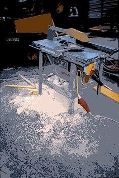 working plan 2003  C-print, plexiglas  15×20cm