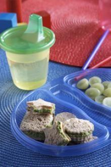 Fun-Shaped Mini Hass Avocado and Cheese Sandwiches Recipe