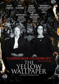 Classic Lit #Film Adaptations Week: How 'The Yellow Wallpaper' Fails in Translation to the Screen | #women | via Bitch Flicks