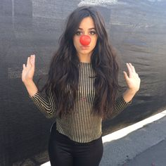 Camila Cabello, she's gorgeous, how can people hate her? Fifth Harmony, Hair Inspo, Hair Inspiration, Cabello Hair, Camila And Lauren, Red Nose Day, Girl Crushes, New Hair, Beautiful People