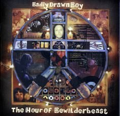 """2000 Mercury Prize winner: """"The Hour Of Bewilderbeast"""" by Badly Drawn Boy - listen with YouTube, Spotify, Rdio & Deezer on LetsLoop.com"""
