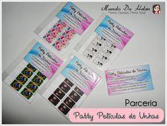 Nova Parceria: Patty Películas de Unhas http://wp.me/p1x69g-1V8