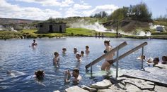 Swimming with the locals: 10 of Iceland's best pools - Lonely Planet Best Swimming, Swimming Pools, Rift Valley, Cool Pools, Lonely Planet, Geology, The Locals, Iceland