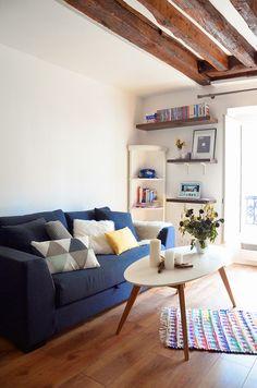 D co salon am nagement salon conseils d 39 architectes pour le moderniser - Blog decoration interieure ...