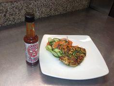 Caramelised chicken KANKUN® by Ay Caramba mexican restaurant london