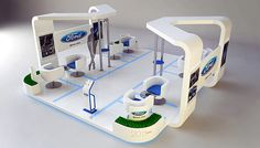 FORD STAND on Behance