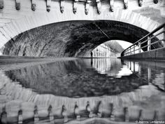 Paris Photos By Joanna Lemanska Capture Serene Reflections Of The City of Light (PHOTOS)