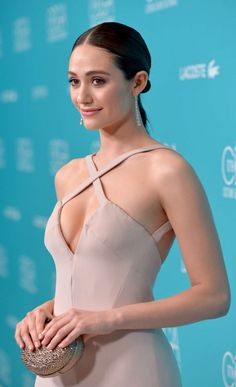 Emmy Rossum – 17th Costume Designers Guild Awards in Beverly Hills