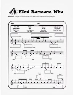 Musical Musings: Match Mine Beginning of the year… pre-assessment of music reading (not including note names) General Music Classroom, Music Theory Worksheets, Middle School Music, Music Education, Music Teachers, Health Education, Physical Education, Music Lesson Plans, Reading Music