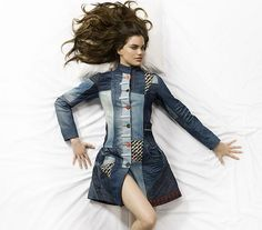 Desigual coat by mmleifsdottir, via Flickr