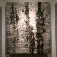 Felted Wall Hanging - Claudy Jongstra
