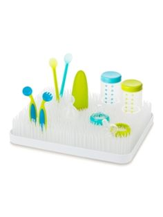 Lawn Countertop Drying Rack from Baby Essentials: High Chairs, Strollers & More on Gilt