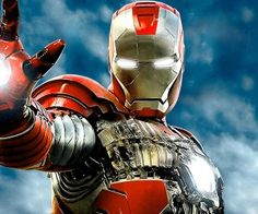 Iron man 3D Hollywood movie poster HD Wallpapers Rocks