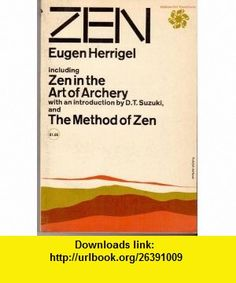 Zen (McGraw-Hill paperbacks) Eugen Herrigel ,   ,  , ASIN: B0007DLZFO , tutorials , pdf , ebook , torrent , downloads , rapidshare , filesonic , hotfile , megaupload , fileserve