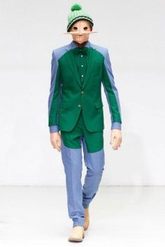 Walter Van Beirendonck Fall-Winter 2012/13