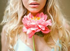 Flower #photography #model #fashion #style