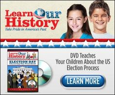 Free DVD and Learning Guide: Learn Our History