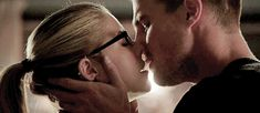 Something, What did that Barlicity kiss mean to you? Do you...