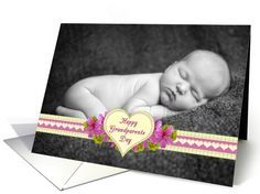 Flowers and Hearts Grandparents Day Photo Card. Personalize any greeting card for no additional cost! Cards are shipped the Next Business Day. Grandparents Day Cards, Photo Cards, Holiday Cards, Greeting Cards, Hearts, Flowers, Christian Christmas Cards, Royal Icing Flowers, Flower