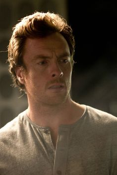Still of Toby Stephens in The Machine (2013)