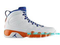 separation shoes 9018c e840c Air Jordan 9 IX Retro Chaussures Nike BasketBall Pas Cher Pour Homme Fontay  Montana 302370-040
