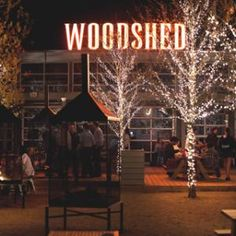 America's Best Outdoor Restaurants - Woodshed Smokehouse, Fort Worth, TX