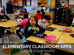 Teachers with apps - Apps for elem