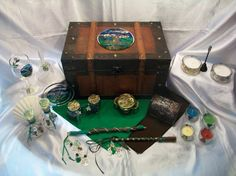 Complete Altar Set / Collection  Custom by ElegantlyEnchanting, $250.00