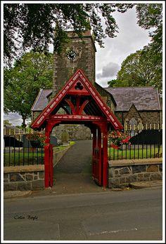 St Patrick's Church in Broughshane, County Antrim