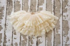 Pettiskirt - Baby pettiskirt - girls lace skirt - Flower girl - Lace petti skirt - newborn tutu -lace tutu -lace outfit - lace pettiskirt by PoshPeanutKids on Etsy https://www.etsy.com/listing/164530766/pettiskirt-baby-pettiskirt-girls-lace
