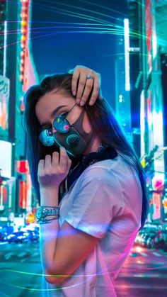 Neon Photography, Teenage Girl Photography, Girl Photography Poses, Cute Girl Poses, Girl Photo Poses, Cute Girls, Girl Iphone Wallpaper, Cute Girl Wallpaper, Cartoon Girl Images