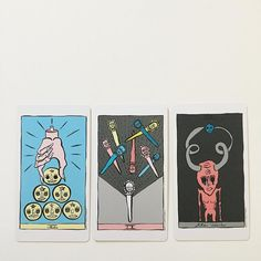 I haven't pulled in weeks. They have not lost their spirit.  A cycle is complete now its upkeep. The devil is always there but if I relax and prioritize and don't overwhelm myself he can't get his claws in me. He doesn't look like a friend anymore.  Give without judgement and receive without shame keep the devil at bay.  @hollysimpletarot .
