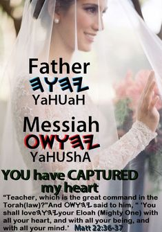 Covenant  Relationship With YHWH; http://www.renewedminds2purehearts.com/yhwhs-scriptural-calendar.html