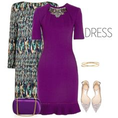 A fashion look from January 2017 featuring Matthew Williamson dresses, Matthew Williamson coats and Jimmy Choo flats. Browse and shop related looks.