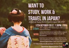 Study, work & travel