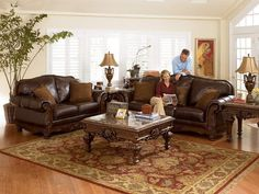 north shore collection | North Shore Living Room Collection