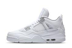 "Air Jordan 4 Retro ""Pure Money"" (Detailed Preview Pictures) - EU Kicks Sneaker Magazine"