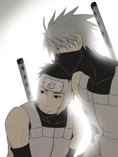 This should really start being a Kakashi board...can't help it they're the coolest characters!