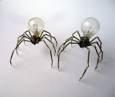 Spiders Nos Five and Six by *AMechanicalMind on deviantART