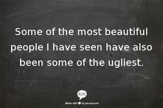 Ugly inside