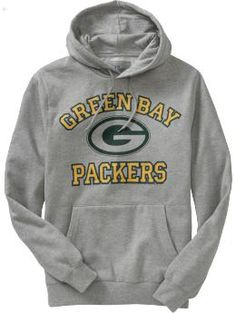 So ready. Go Packers! Green Bay Packers Hoodie, Packers Gear, Go Packers, Green Bay Packers Fans, Fall Football, Football Season, Sport Outfits, Cute Outfits, Shop Old Navy
