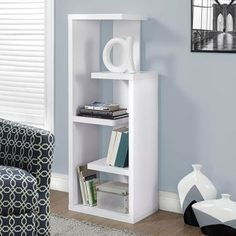 "Display Unit in Bright White - 48"" | Nebraska Furniture Mart"