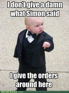 I dont care what Simon says!